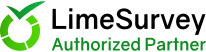 Official LimeSurvey Partner logo